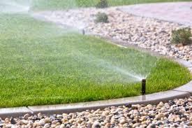 Garden Sprinkler Design