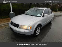 2001 Used Volkswagen Passat 4dr Sedan GLX V6 Automatic at ...