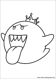 Super Mario Coloring Book Together With Kart Characters Coloring