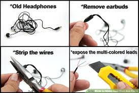 how to make your own aux cable 7 steps pictures wikihow image titled make your own aux cable step 1
