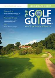 Fusion Hair Design Allendale Yorkshire North East Golf Guide Issue 12 By The Golf Guide