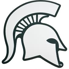 Small Picture michigan state university coloring pages Michigan State Spartan