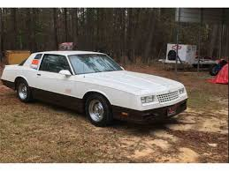 1986 to 1988 Chevrolet Monte Carlo SS for Sale