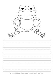frog_story_paper_460_0 frog worksheet termolak on dbt worksheets