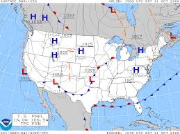 How To Read A Weather Map Beginners Guide