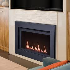 zero clearance gas fireplace