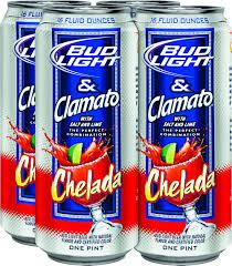 What Is Bud Light Clamato Amazon Com Bud Light Clamato Chelada Beer 16 Fl Oz 4