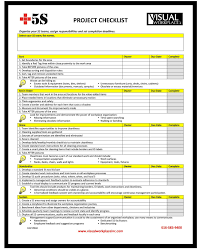 Project Startup Checklist Images Of Template Word Helmettown Com
