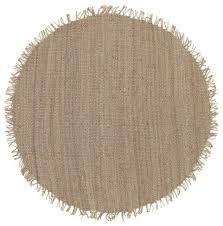 surya natural fiber jute natural area rug view in your 8 foot round natural fiber rugs