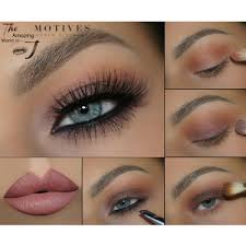 summer makeup tutorial motives
