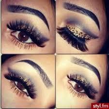 cheetah print cheetah eyes leopard prints print leopard shadow leopard eyelids leapord eye leopard lids makeup