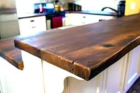 sealing wood in the kitchen best sealer for with concrete to produce amazing countertops wooden worktops