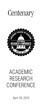 ACADEMIC RESEARCH CONFERENCE