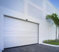 Rytec Spiral LH HZ   Low Headroom Hurricane Rated Door   Rytec Doors