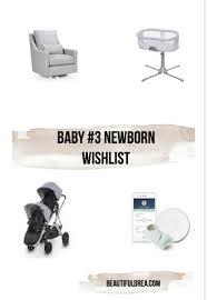 Baby 3 Newborn Wishlist Baby Calm Newborn Baby Swings