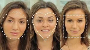 how to contour diffe face shapes