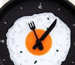 Reloj Original Decoraci N Cocina Accesorios Particulares Relojes Para Cocina  Originales