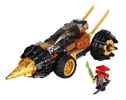 LEGO Set 70502-1 Cole's Earth Driller (2013 Ninjago)   Rebrickable - Build  with LEGO