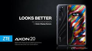 Axon 20 – ZTE Deutschland