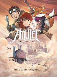 amulet 3 the cloud searchers kazu kibuishi