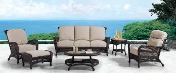 Grand cypress seating