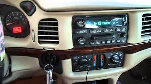 CHEVY IMPALA Radio no sound and no door chime FIX vid3 - YouTube