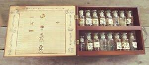 Herb And Spice Wall Chart Details About Vintage Wooden 1965 3 Three Mountaineers Wall Herb Spice Rack W Chart Jars
