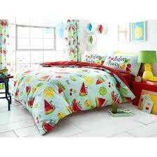 tutti fruity king size duvet cover set salva direct yellow king size duvet cover sets bedrooms