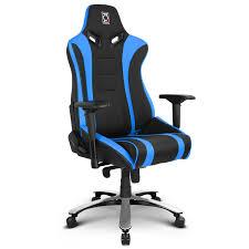 office chair. ZQRacing Alien XL Series Gaming Office Chair-Blue/Black Chair E