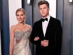 her pandemic wedding to Colin Jost