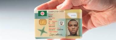 Card Identity National New Cameroon's Gemalto