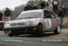 10ème Rallye de l'ESCARENE / 59 Roland MARINO 309 GTI 35eme.jpg