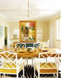 dining room khaki tone: yellow and gold add warmth to a room the tones blend well with reds greens and deep wood tones