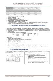 statistics on studying habits the study schedule strategy that  inferential statistics z 1 4