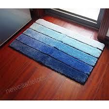 microfiber bath rug bath mat soft non slip absorbent bathroom shower kitchen mats 15 8