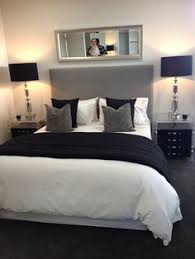 White room black furniture Minimalist White Is The Perfect Shade Of Bedroom Design For Every Occasion It Is Symbolizing Peace And Purity Whether Combined With Other Monochromatic Scheme Or Backlinksindexerclub 73 Best Black Bedroom Furniture Images Room Ideas Room