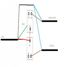 Home Light Switch Diagram 2 Gang Switch Wiring Diagram Wiring Schematic Diagram