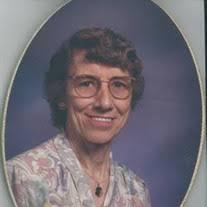 Hilda Louise Fink Obituary - Visitation & Funeral Information