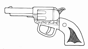 Coloring Pages For Kids Nerf Guns With Christmas Coloring Page With
