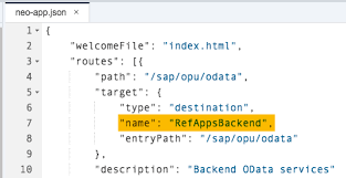 How to run SAP Fiori Reference Apps in WebIDE against a real backend ...