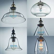 Small Picture Astonishing Clear Glass Shades For Pendant Lights 55 About Remodel