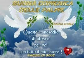 Buona Domenica delle Palme immagini religiose - GesuTiAma.it