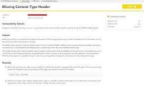 Browser Content Type The Importance Of The Content Type Header Netsparker