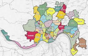 list of cincinnati neighborhoods  wikipedia
