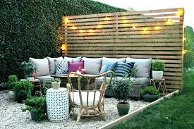 deck privacy screens ideas deck privacy screen ideas outdoor functional decorations to for intended patio plan
