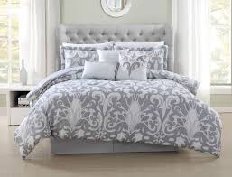 nursery beddings cheap grey and white comforter with gray and