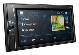 2DIN <b>автомагнитола Pioneer DMH-G120</b> с USB, MP3, Android ...