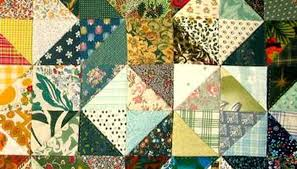 How to Sell Handmade Quilts | Our Pastimes & Display quilts to show the pattern Adamdwight.com