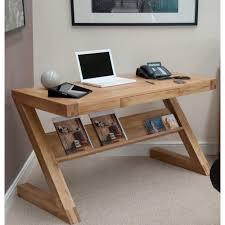 Small Wood Computer Desk