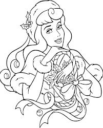 Coloriage Princesse Disney Noel Imprimer Sur Coloriages Info